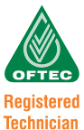 OFTEC- RAJ Heating Ltd